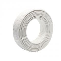 家用软芯护套线家装双芯线缆 2*0.5/0.75/1/1.5/2.5/4RVV电线电缆