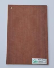 冠华精选 EV斑马直纹饰面板 木板材 科技木装饰面板3.0mm