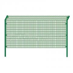 厂家直销双边丝护栏网 小区双边丝护栏网 施工公路防护护栏网