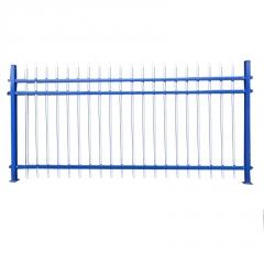 【锌钢护栏】厂家直销公园小区防攀爬锌钢护栏 喷塑铁艺围墙护栏