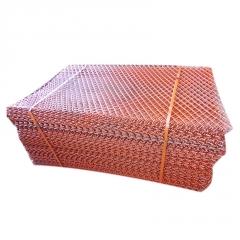 【钢笆片】厂家直销建筑脚手架钢笆网片 金属菱形脚踏低碳钢笆片