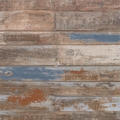瓷砖批发 瓷砖木纹砖600*600 卧室仿古瓷砖防滑地板砖