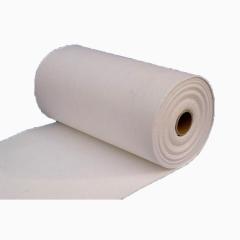 硅酸铝阻燃陶瓷纤维纸 无毛屑自粘陶瓷纤维纸 防火隔热陶瓷纤维纸
