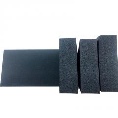 阻燃隔音橡塑保温板 b1级耐高温隔音橡塑板 30mm吸音隔热橡塑