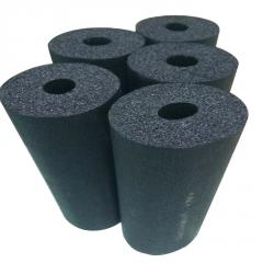 福乐斯0级橡塑管 空调吸音海绵管套 耐高温高密度阻燃吸音管壳