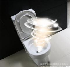 惠惠彩卫浴工程马桶款 普通马桶连体坐便器陶瓷马桶承接贴牌 OEM 1-4
