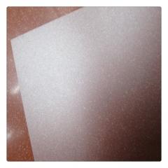 白色磨砂PP片聚丙烯塑料片食品级片03/0.4/0.5/0.6/0.8/1/1.5/2mm
