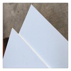 透明PVC塑料硬板 蓝色/灰色/白色PVC聚氯乙烯板 阻燃板 防腐蚀板