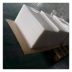 全新料POM聚甲醛薄片 白色/黑色赛钢片材 彩色POM板 耐磨板棒加工