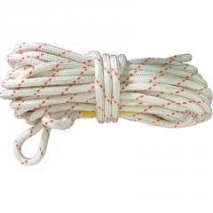 尼龙绳.织制安全绳 高空作业安全绳厂价供应