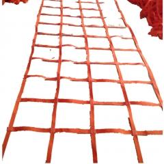 扁平安全防护网带 高空防坠落安全网带