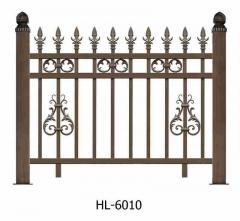 美观大方铁艺组装式阳台护栏 栏隔离防撞河道防护栏 铁艺栏杆围