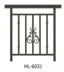 锌钢阳台护栏 阳台隔离安全栏杆 铁艺围墙护栏 小区阳台防护栏杆