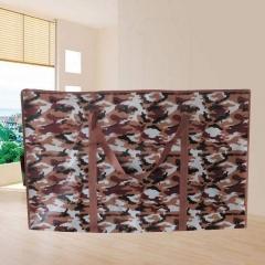 加厚卡通编织袋搬家袋打包行李棉被收纳袋子防水防潮手提包裹批发