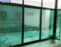 玻璃贴膜单项透视遮强光防晒膜宽1.52米