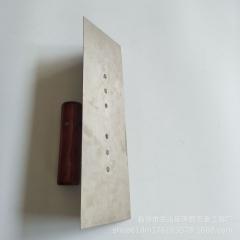 不锈钢24长油抹 涂料装潢泥抹泥刀匠作工具 刮仿瓷泥瓦工具热销款