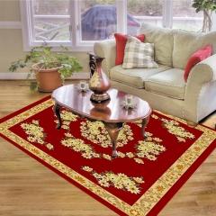新西兰进口羊毛手工地毯定制新中式酒店会议室接待室地毯茶几地毯