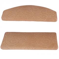 实木楼梯踏步垫免胶自粘防滑家用加厚脚踏地垫毯大理石台阶贴定做