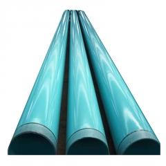 涂塑钢管 内外涂塑复合钢管 涂塑复合钢管 道 生产厂家价格稳定