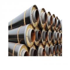 生产批发 耐高温钢套钢蒸汽直埋保温钢管 架空预制钢套钢保温管道