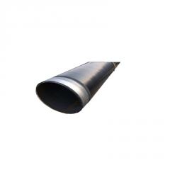 L290L245L360L415材质加强级三层聚乙烯pe复合防腐结构防腐钢管