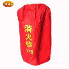 室外消火栓保护罩加厚防雨防尘罩阻燃防冻保温套70x40cm消防器材