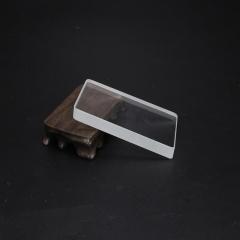 【厂家生产】小片钢化玻璃视窗面板 石英玻璃 高硼硅玻璃 耐高温1