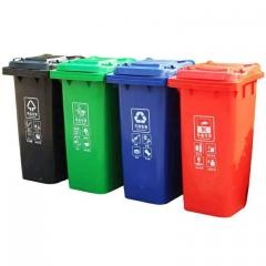 厂家直销 分类垃圾桶 户外市政分类垃圾桶塑料垃圾桶