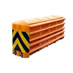 高速公路防撞垫 TATBTS可导向防撞垫 车辆减速缓冲垫 TS级防撞垫