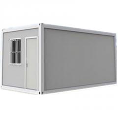 打包箱房 集装箱式住人工地移动活动板房单层双层板房 集装箱房
