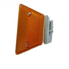 梯形长方形轮廓标单双面反光轮廓标护栏交通安全标志 轮廓标