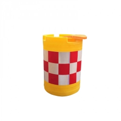 厂家直销 高速公路防撞桶 加工定制反光道路安全警示防撞桶