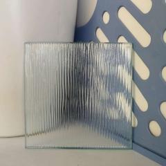 压花玻璃各种户外灯用压花玻璃水波纹压花玻璃厂家直销