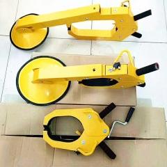 加厚车轮锁 轮胎锁 吸盘车轮锁汽车防盗锁 大货车锁车器 生产厂家