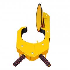 生产厂家 车轮锁汽车轮胎锁 汽车防盗锁车器 小区物业专用轮胎锁