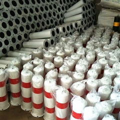 反光隔离柱 路桩 警示柱 防撞柱不锈钢立柱 厂家定制交通安全设施