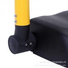 厂家直销 O型智能遥控车位锁 自动停车位地锁车库占位锁防水防撞