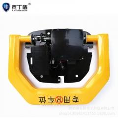 D型智能遥控车位锁地锁防水防撞停车位占位锁厂家直销 跨境专供