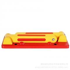 源头厂货克丁盾 豪华A型停车位地锁占位锁加厚抗压三角车位锁地锁