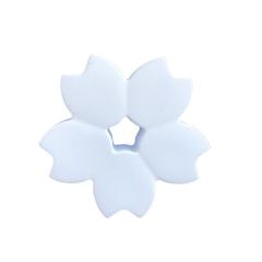 硅藻土花朵车载扩香香薰 香氛器硅藻泥工艺品厂家批发