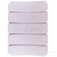 硅藻土皂托洗漱垫洗手台吸水垫硅藻泥肥皂盒防水皂托皂架吸水垫