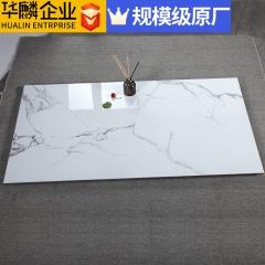 佛山瓷砖600X1200金刚石全抛釉干挂外墙 现代客厅大理石墙砖地砖