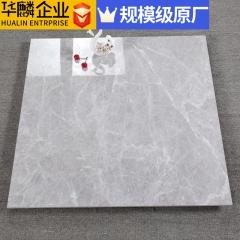 佛山瓷砖家装建材800*800防滑通体大理石地砖 墙砖地板砖灰色简约