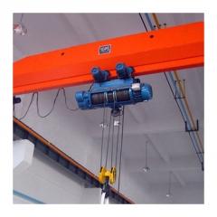 厂家供应单梁起重机支持定制1-20吨可选自重轻电动单梁桥式起重机