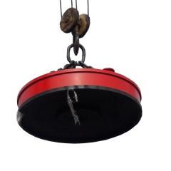 厂家直销 电磁吸盘 强磁起重吸盘 定制挖机吸盘 高频强磁吸盘