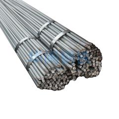 承钢 钢筋混凝土用热轧带肋螺纹钢 国标HRB400E抗震 三级建筑钢材