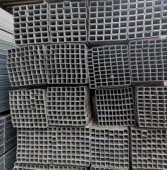 化工设备镀锌管 轨道交通热轧方管 结构制管矩形管 工厂直销