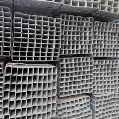 供应热轧国标方管 镀锌方管 食用机械无缝方管 Q235B方管定制样品