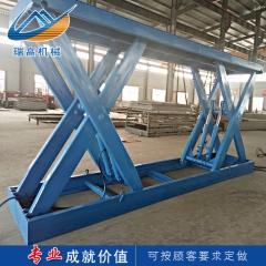定制固定式升降平台剪叉式升降平台液压式升降货梯电动式升降平台