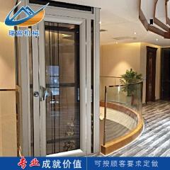 家用小电梯 电动小型电梯 阁楼家用升降机 别墅电梯 无障碍电梯